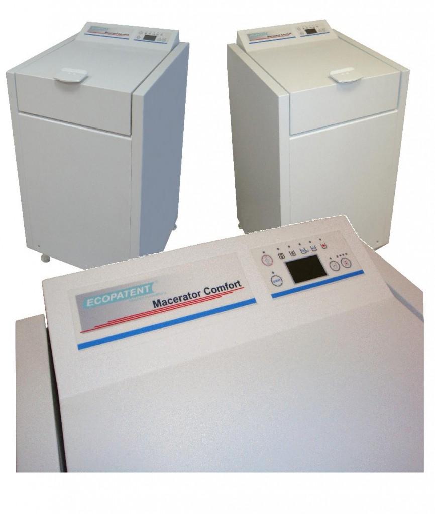 ECO-Finisher-Macerator 750-E Ecopatent
